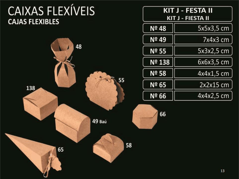 KIT J-FESTA II