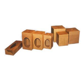 Distribuidor de caixas flexíveis