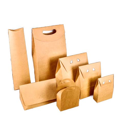 Fábrica de embalagens de papel