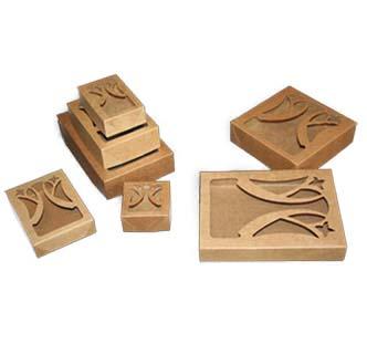 Fábrica de embalagens de papel kraft